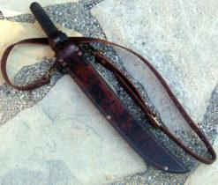 Bush Waki bushknife from Wildertools by Rick Marchand