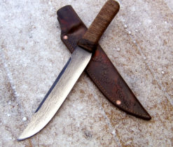 Bush Tanto from Wildertools by Rick Marchand