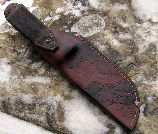 Bushknife Drift from Wildertools by Rick Marchand
