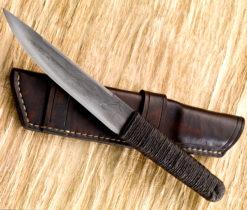Finn bushknife from Wildertools by Rick Marchand