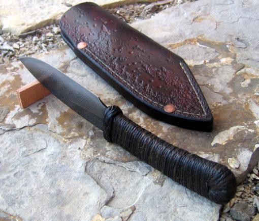 Guppy bushknife from Wildertools by Rick Marchand