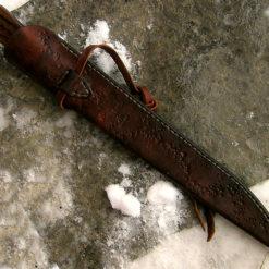 Longknife bushknife from Wildertools by Rick Marchand