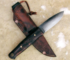 Lore Snub bushknife from Wildertools by Rick Marchand