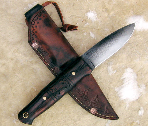 Lore Snub bushknife from Wildertools by Rick Marchand