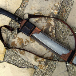 Marchete bushknife from Wildertools by Rick Marchand