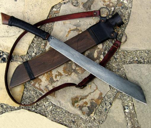 Marchete bushknife from Wildertools by Rick Marchand