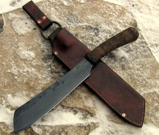 Parang Mini bush knife from Wildertools by Rick Marchand