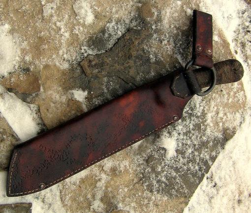 Parang Mini bush knife from Wildertools by Rick Marchand