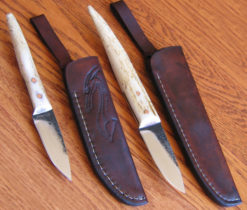 Father and Son Carving Set from Wildertools by Rick Marchand