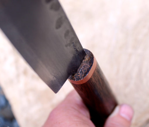 Gyuto Kitchen Knife by Rick Marchand from Wildertools