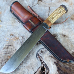 Elk Leuku from Wildertools by Rick Marchand