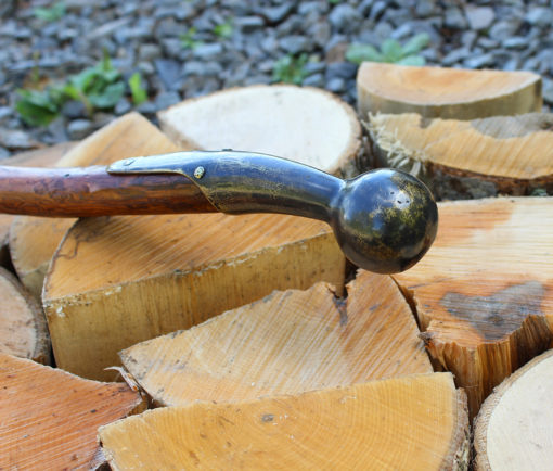 Hame Top Walking Stick from Wildertools by Rick Marchand