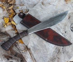 Thai Machete from Wildertools by Rick Marchand