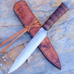 Sash Knife by Rick Marchand from Wildertools