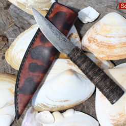Caper Knife by Rick Marchand from Wildertools