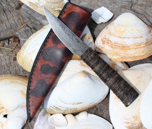Caper Knife by Rick Marchand from Widlertools