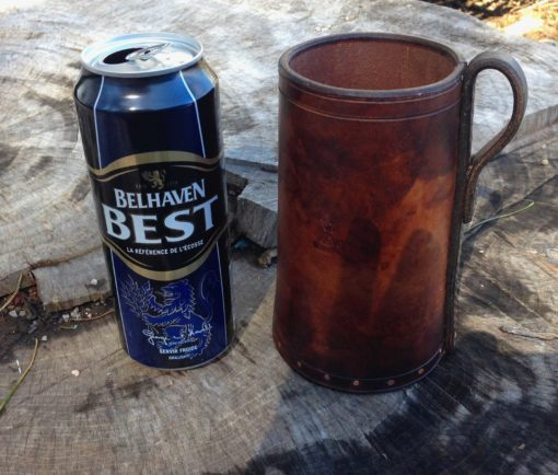 Beer Tankard by Rick Marhand from Wildertools