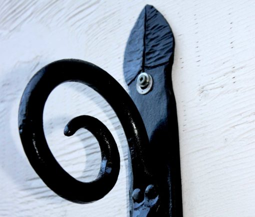 Sign Bracket by Rick Marchand from Wildertools