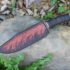 """Suru"" Bowie by Rick Marchand from Wildertools"